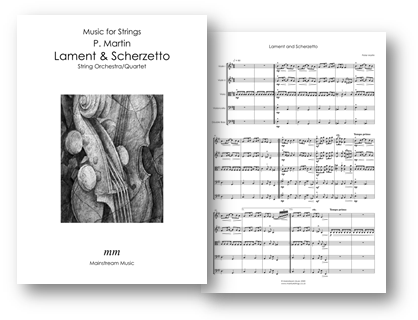 Lament and Scherzetto
