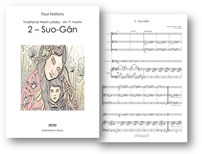 Suo-Gan - Four Nations - Junior Strings