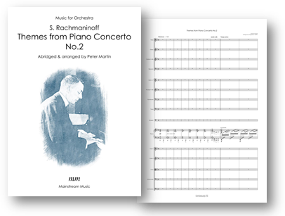 Themes from Piano Concerto No 2